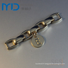 Fashion Shoe Chain Buckle for Lady
